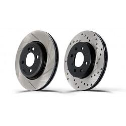 Передние тормозные диски