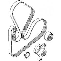 Комплектующие привода дополнительного оборудования